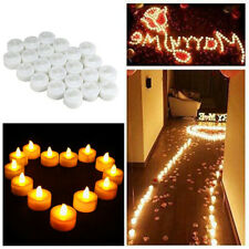 24Pcs/set Flameless Artificial Candles LED Battery-Operated Electric Tea Lights