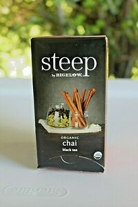 Bigelow Organic Steep Chia Tea