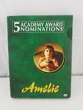 Amelie Dvd 2-Disc Set Special Edition