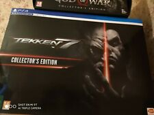 tekken 7 collector's edition PS4 Nuova
