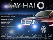 2004-2010 Dodge Durango Angel Eye Halo Fog Lamps Driving Lights