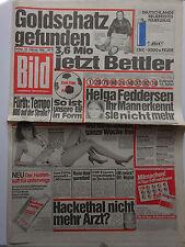 Imagen zeitung, 22.2.1985, Helga feddersen, Miss elli, rachel welch