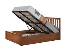 Birlea 4ft6 Double Phoenix Ottoman Bed in an Oak Finish 5ft Kingsize Oak
