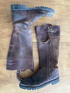 Moloh Spanish riding boots Size 39