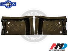71-74 Barracuda Rear Floor Pan Footwell Area Pair - AMD