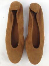 Arche France Laius Nubuck  Havane Brown Ballet Flats women Shoe  41 US 9.5 -10