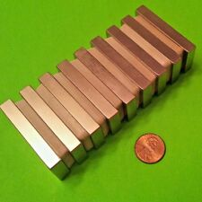 8 Neodymium N48h Block Magnets 2 X 1 X 516 High Heat Rare Earth Magnets