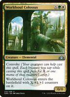4X Worldsoul Colossus MTG Magic GUILDS OF RAVNICA #215