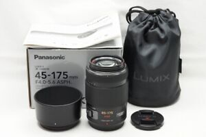 Panasonic LUMIX G X VARIO PZ 45-175mm F4.0-5.6 ASPH. POWER O.I.S. Lens #210506v