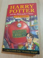 Harry Potter And The Philosopher's Stone - Australian First Edition - 14th Print