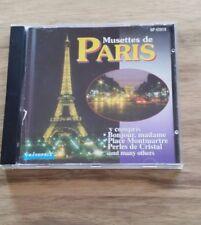 Musette de PARIS CD