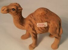 Vintage Portland Zoological Society Ceramic Camel Salt Shaker, H-831, Japan