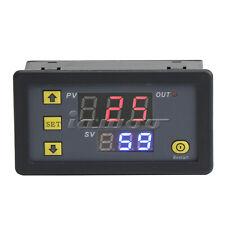 Adjustable Timer Relay Module Digital 12V 1500W Timing Delay LED Dual Display