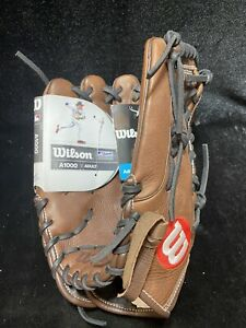 "2019 Wilson A1000 Outfield Model KP92 Glove 12.5"" WTA10LB20KP92 Left Hand Throw"