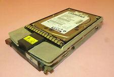 Compaq BD018635C4 180726-002 3R-A0925-AA Ultra3 109K RPM 18GB HDD SCSI w/Caddy