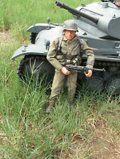 Custom Ultimate Soldier WWII German W/MP-40    France 1:6 Loose  # 27