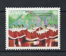CANADA 2000 SUPREME COURT OF CANADA  SG,1986 UM/M NH LOT 5727B