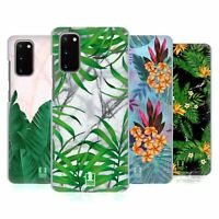 HEAD CASE DESIGNS TROPICAL MARBLE PRINTS HARD BACK CASE FOR SAMSUNG PHONES 1