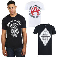 Sons Of Anarchy - TV Series - Mens - T-shirts - Size S-XXL - Official Licensed