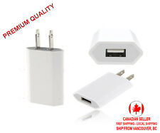 USB AC Wall Adapter Charger for All iPhone Galaxy Nokia Blackberry Sony Phones