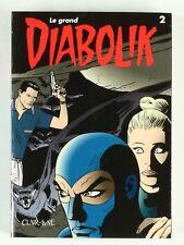 BD prix réduit Diabolik Le Grand Diabolik - tome 2
