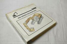 CASE 90B Series Excavators Shop Service Training Manual & Schematics