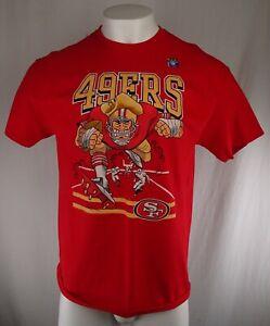 San Francisco 49ers NFL Junk Food Men's Graphic T-Shirt