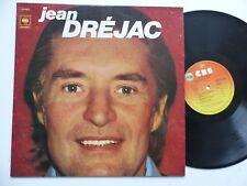 LP  JEAN DREJAC S/T Trente ans de chanson CBS 81490