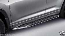 Toyota Kluger Polished Alloy Side Steps GSU55 GX GXL Grande GENUINE NEW