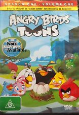 Angry Birds Toons Season 1 Volume 1 NEW FREE AU Standard Post