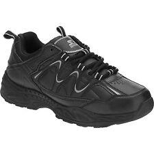 Starter US Shoe Size (Men's) 10 Wide Width Black Athletic Sneakers Memory Foam