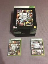 GTA V Collector's Edition Xbox 360 3 Game Pack