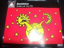 Dominica Gotta Let You Go Australian Remixes CD Single