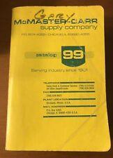Vtg 1993 McMaster-Carr Industrial Catalog # 99 Industrial Asbestos Litigation