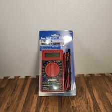 Cen Tech 7 Function Digital Multimeter Item 69096 Electrical Test Meter