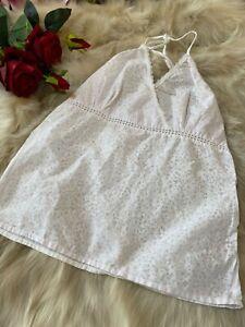Unbranded cotton Camisole Top sleepwear nightwear size M