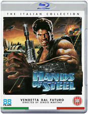 HANDS OF STEEL - Blu Ray Disc -