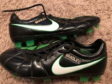 Game Used Worn Soccer Cleats Worn By Michael Bradley MLS Jersey USA