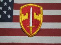 MACV MILITARY ASSISTANCE COMMAND VIETNAM COLOR PATCH ORIGIANL 1968