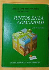Juntos en la comunidad - Alicia Vizcarrondo - 1989
