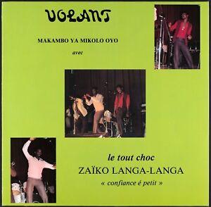 ZAIKO LANGA LANGA - Makambo Ya Mikolo Oyo - LP
