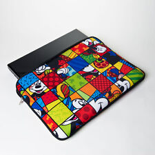 ROMERO BRITTO DISNEY MICKEY MOUSE LAPTOP BAG/SLEEVE 17 INCHES