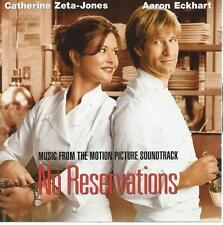 SOUNDTRACK CD album - NO RESERVATIONS - MICHAEL BUBLÉ RENATA TEBALDI LIZ PHAIR