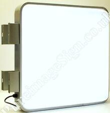 55X55cm Außen 2-seitig Projektierung Leuchtenden LED-Licht Box für Zeichen