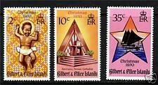 Gilbert & Ellis Is 1970 Christmas SG170/2 MNH