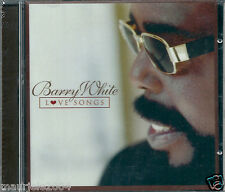 Barry White. Love Songs (2003) CD NEW & SEALED Love's Theme Just the way you are