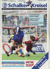 BL 93/94  FC Schalke 04 - Eintracht Frankfurt
