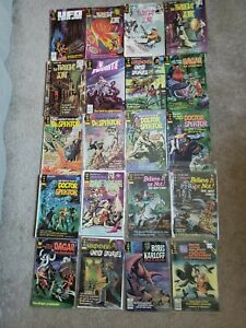 GOLD KEY/Whitman lot of 46 Bronze/Copper comics -readers- Dr. Spector Bugs Bunny