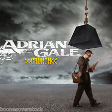 ADRIANGALE - CRUNCH (*NEW-CD, 2004, Kivel) Jamie Rowe/Guardian/Ted Poley METAL!
