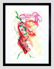 Paper Abstract Framed Decorative Posters & Prints